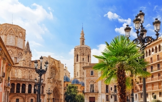 5 lugares imprescindibles para visitar en Valencia