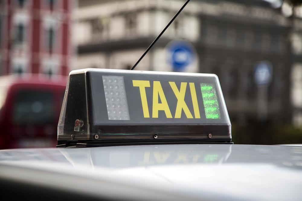origen del taxi