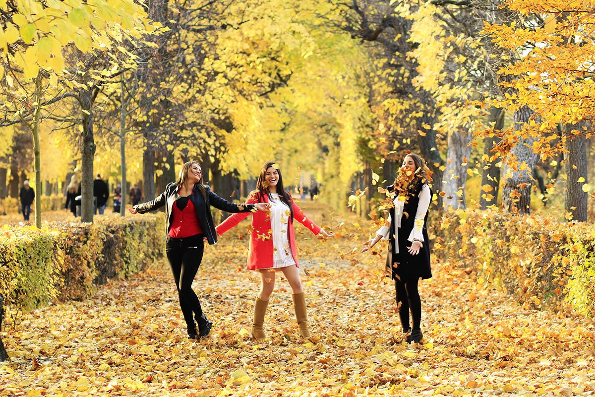 Prepara tu mejor plan de otoño con nosotros